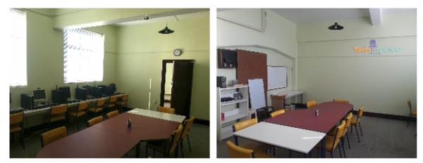 Techspace rooms