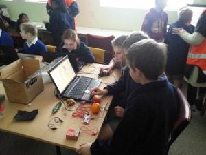 St Pats School visit 2016